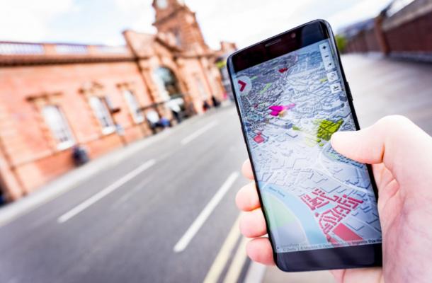 UK city regions adopt Deetu smartphone technology at MIPIM 2019