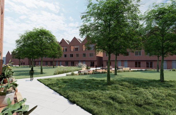 Nottingham's Trent Basin Waterside engagement shortlisted for national Planning Award
